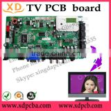 FR4 mainboard/motherboard PCBA for lcd 6M59 TV