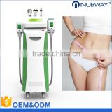 5 in one Cryolipolysis freeze fat celling slimming mahcine freeze fat body sculpting machine