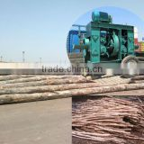 Tree peeling machine wood debarking machine/2013 Hot Sale wood debarker 0086-18703616827