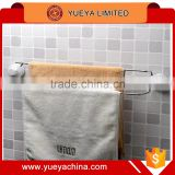 Stainless Steel New bathroom towel rack 2-bar