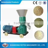 Best seller price Chicken farm feed making plant/mini animal feed pellet production line
