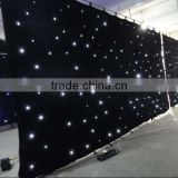 INQUIRY ABOUT Hight quality led lighting stage cloth soft led colour curtain light