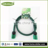 1M*13MM Colorful Short PVC Fiber Reinforced Garden Hose/Garden Hose Pipe/Garden Water Hose
