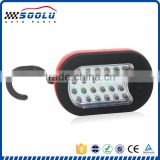 24 led strong magnetic iron car emergency work lamp