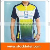 Stock Cycling Clothing Riding Motocross Jersey Off Road Bike Jersey T-shirt Stock lots , 140804d