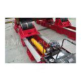 30T / 60T Cylinder / Pipe Welding Rotator , Hydraulic adjustment Fit - up Tank Rotators