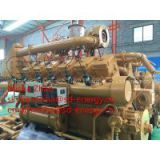 1000RPM AC three phase 20kw-700kw natural gas/biogas/biomass/coal gas/diesel generator set