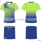 new design best custom badminton jersey