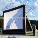 outdoor inflatable movie screen, inflatable movie screen MS003