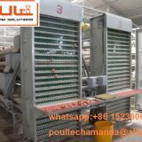 Poultry Chicken Farm A Type Battery Laying Egg Chicken Cage  Automatic Chicken Cage Equipment