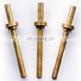 OEM/ODM Brass Tubular Rivet Nut Hollow Type For Leather