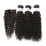 Deep Wave Natural Hair Natural Wave  Line Curly Human Hair Wigs
