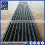 Sand Gold Concentration Sluice mat rubber mat for sale