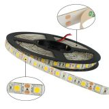 Energy Saving High Efficiency IP63 Flexible Strip 5050 SMD LED silicone strip 90CRI led rope