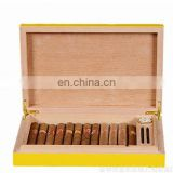 Rectangular Wood Cohiba Cigars Box