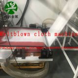 2mMeltblown cloth machine video