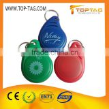 Abs Material With Different Color For Option Library Rfid Tag