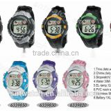 SNT-LR633 wholesale promotional digital watch with electronic lamp