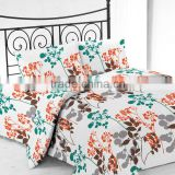 8pcs Wholesale Beautiful Flower Bright Color Comforters Online in Cheap Comforter Sets Prices                                                                         Quality Choice