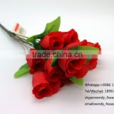 2016 New Hotsale Highquality Cheap Artificial Rose Flower For Wedding Decoration                                                                         Quality Choice