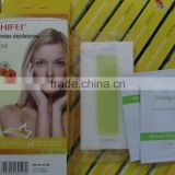 Shifei Spanish hair removal ready to use Facial wax strips(chamomile)