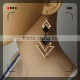 Zircon Stone. fashion earring designs new model earrings                                                                                                         Supplier's Choice