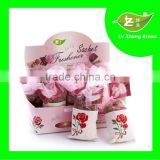 Promotion Gifts Aroma Car Air Freshener Sachets                                                                         Quality Choice
