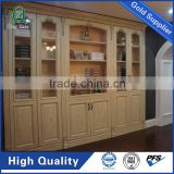 High Quality Fashion Design Different Size Metal Handle Office Wood 4 drawer file cabinet