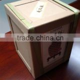 Honeycomb paper wine packaging box,ideal substitute for epe eps protective packaging box