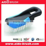 Ergonomic Interior Auto Brush Durable Scrubbing Bristles Stiff Carpet Brush Grip Handle INTERIOR Brush
