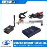 2w 5.8G 32ch long range fpv transmitter and receiver fpv system compatible with rc airplane fpv