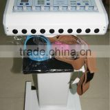 Professional beauty equipment / slimming electronic muscle stimulation / electric muscle builder for abs