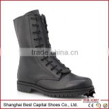 Hot sellign combat desert army military boots//Military Tactical Boots with Full Grain Leather military boots