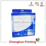 3d lenticular packaging box,small clear plastic packaging boxes
