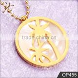 Elegant Fashion Family Tree Pendant