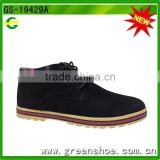 factory OEM real leather casual shoes
