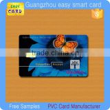 PVC Contact Smart Credit EMV Chip Card