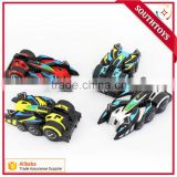 4ch Mini Wall Floor Climber Radio Control Zero Gravity Climbing Racing Car With Led Light