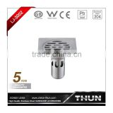 Alibaba China hot sell stainless steel bathroom shower waste floor drain