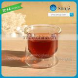 All kinds of glassware double wall glass tea tumbler glass cup double wall glass tea infuser