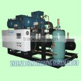 Water Cooled Compressor Racks Condensing Unit (JZHLGS Series with Hanbell Screw Compressor)