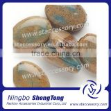 Ceramic beads for ceramic jewelry findings