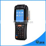 PDA3505 mobile data terminal android,mobile gsm gprs pos terminal,wireless touch PDA with 3g wifi BT printer