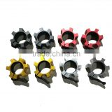 New style aluminum olympic barbell clamp /OSO Barbell Collars