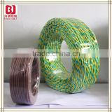 PVC insulation material and single core braided electrical wire,electrical cable wire south africa