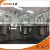 Stainless steel 304/316L pharmaceutical mixing tank with 10 years experience                                                                         Quality Choice