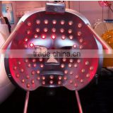 AYJ-F17 Anti-aging LED Lighting Lamp Photon Facial Mask Skin Beauty Care Therapy Machine
