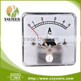 Manufacturer DT-DA50 Direct Input AC Ammeter ,Analog Panel Meter 50*50 .                                                                         Quality Choice