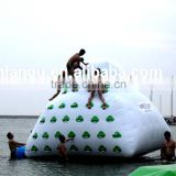 Large inflatable iceberg climbing wall,water toy