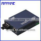 Gigabit single fiber dual-direction fiber ethernet media converter fiber optical equipment
